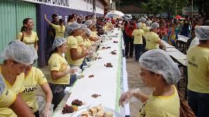 Aniversário da cidade de Santana do Paraíso dia 28 de abril